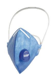 Halvmasker for partikkelfiltrering, til engangsbruk, FFP1/FFP2/FFP3, X-plore® 1700