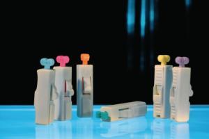 Safety blood lancets, VITREX® STERILANCE® Lite II