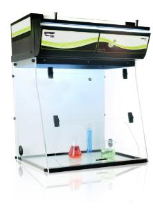 Ductless filtering fume hoods, Captair® Smart and Midcap 321