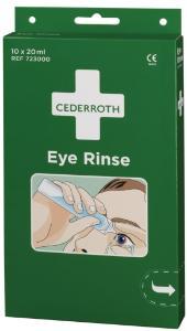 Eye rinse
